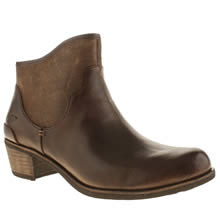 Ugg Australia Brown Penelope Womens Boots