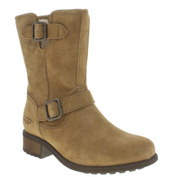 Womens Ugg Australia Tan Chaney Boots