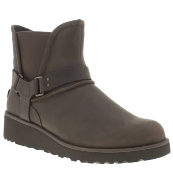 Ugg Australia Brown Glen Boots