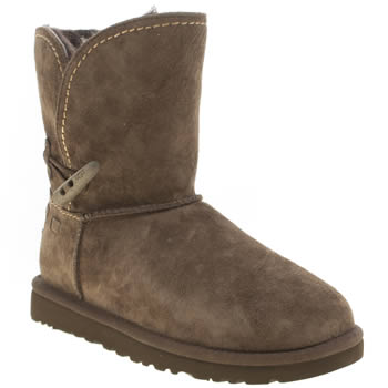 Ugg Australia Brown Meadow Boots