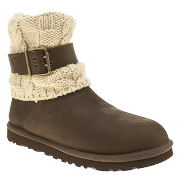 Ugg Australia Brown Cassidee Boots