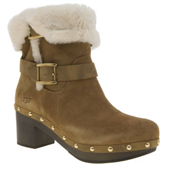 Ugg Tan Ugg Brea Womens Boots