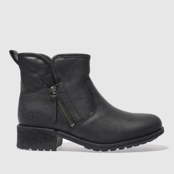 Ugg Black Lavelle Womens Boots