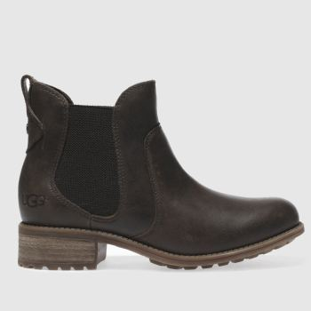 Ugg Brown Bonham Womens Boots