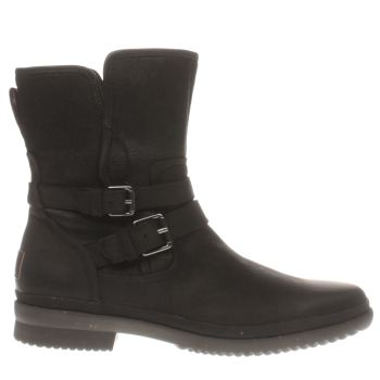 Ugg Black Simmens Womens Boots