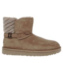 Ugg Tan Adria Womens Boots