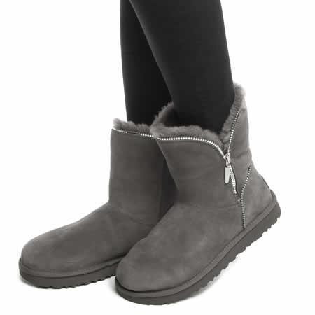 ugg florence zip boots