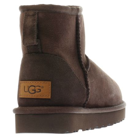 ugg classic mini brown