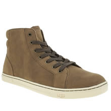 Ugg Australia Brown Gradie Womens Trainers