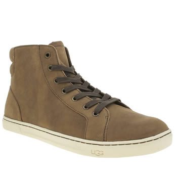 Ugg Australia Brown Gradie Trainers