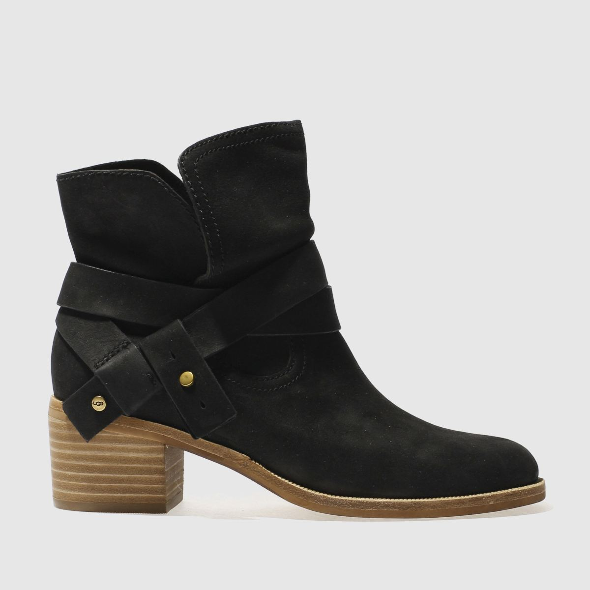 UGG Australia Ugg Black Elora Boots