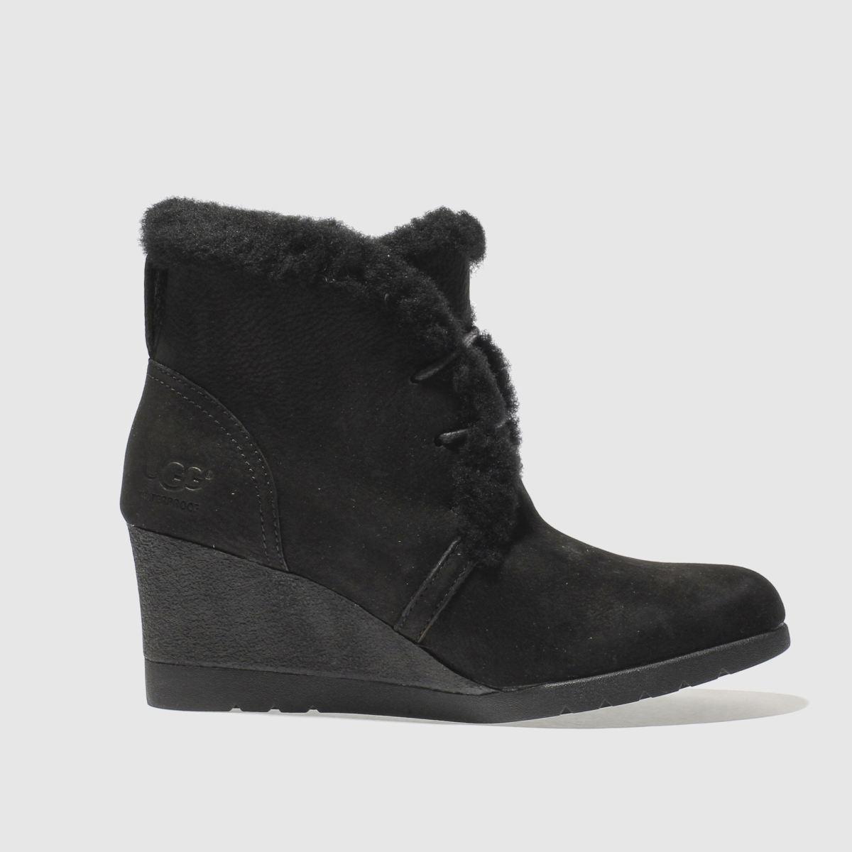 Ugg Black Jeovana Boots