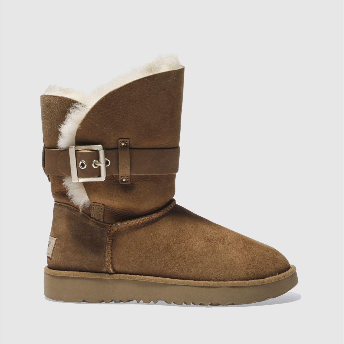 Ugg Tan Jaylyn Boots