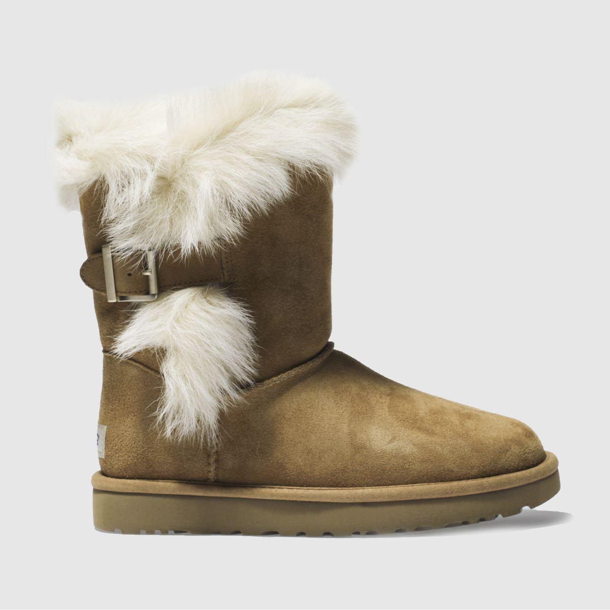 Ugg Tan Deena Boots