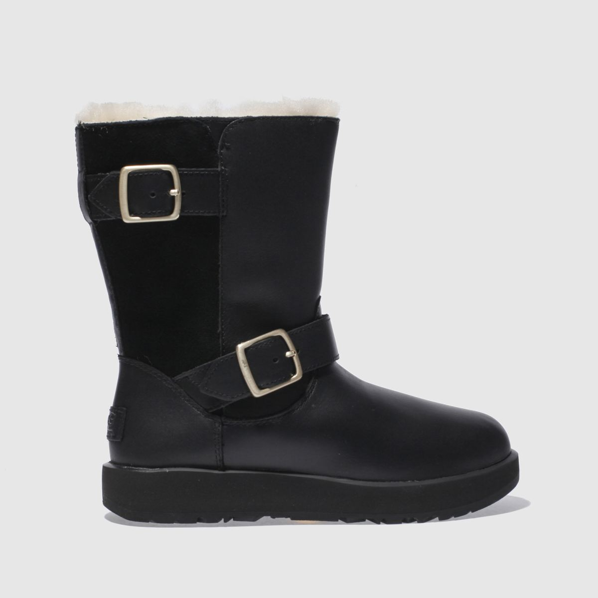 ugg black breida waterproof boots