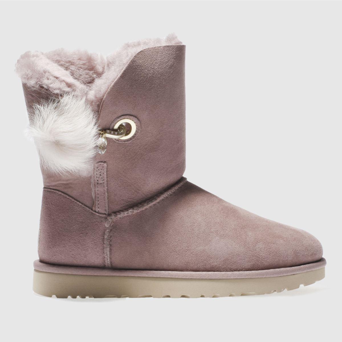 Ugg Pale Pink Irina Boots