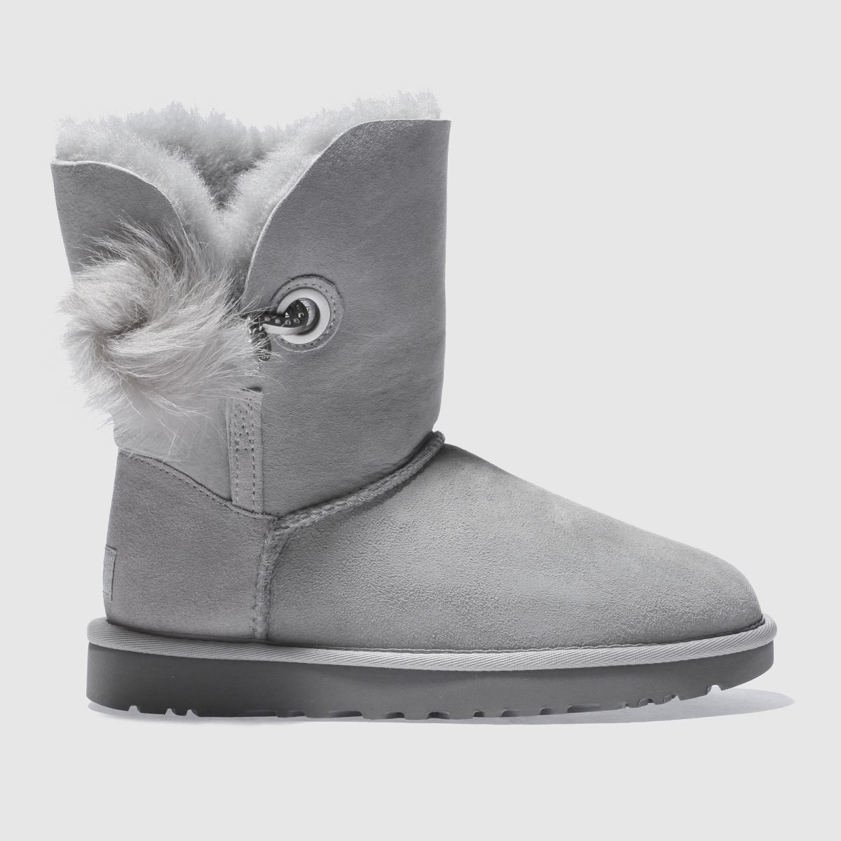 ugg light grey irina boots