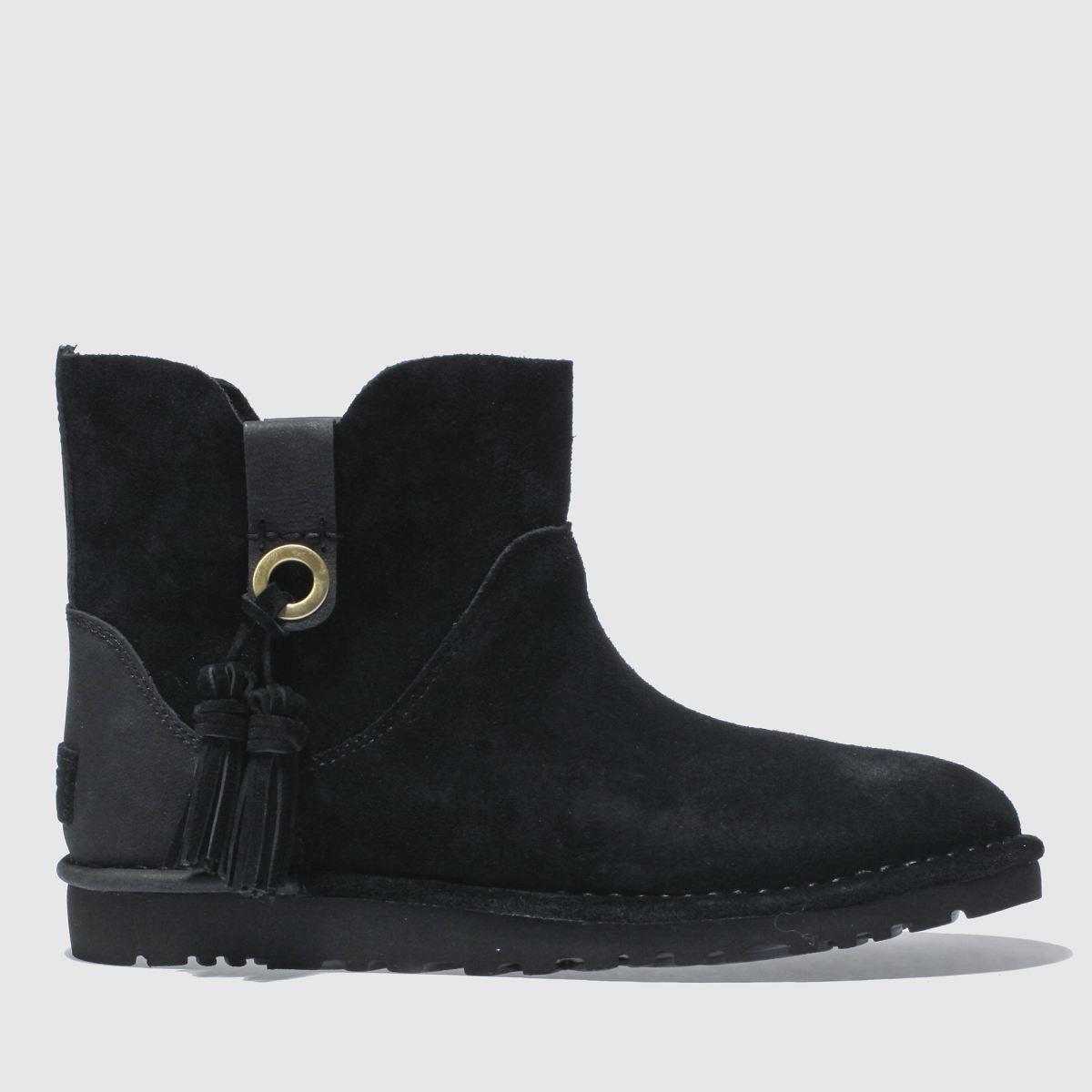 Ugg Black Gib Boots