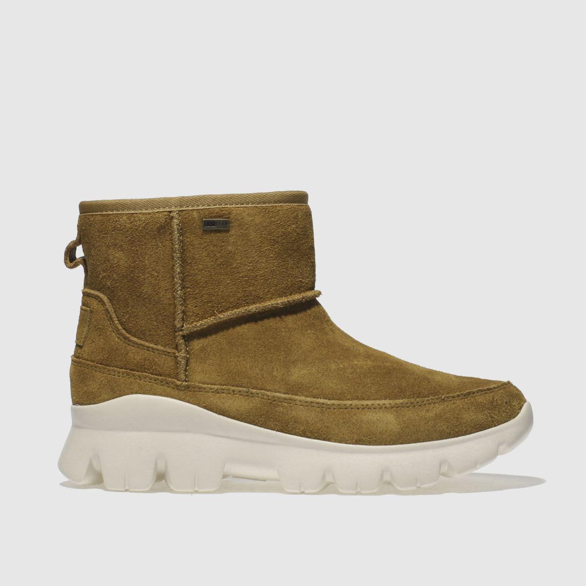 Ugg Tan Palomar Sneaker Boots