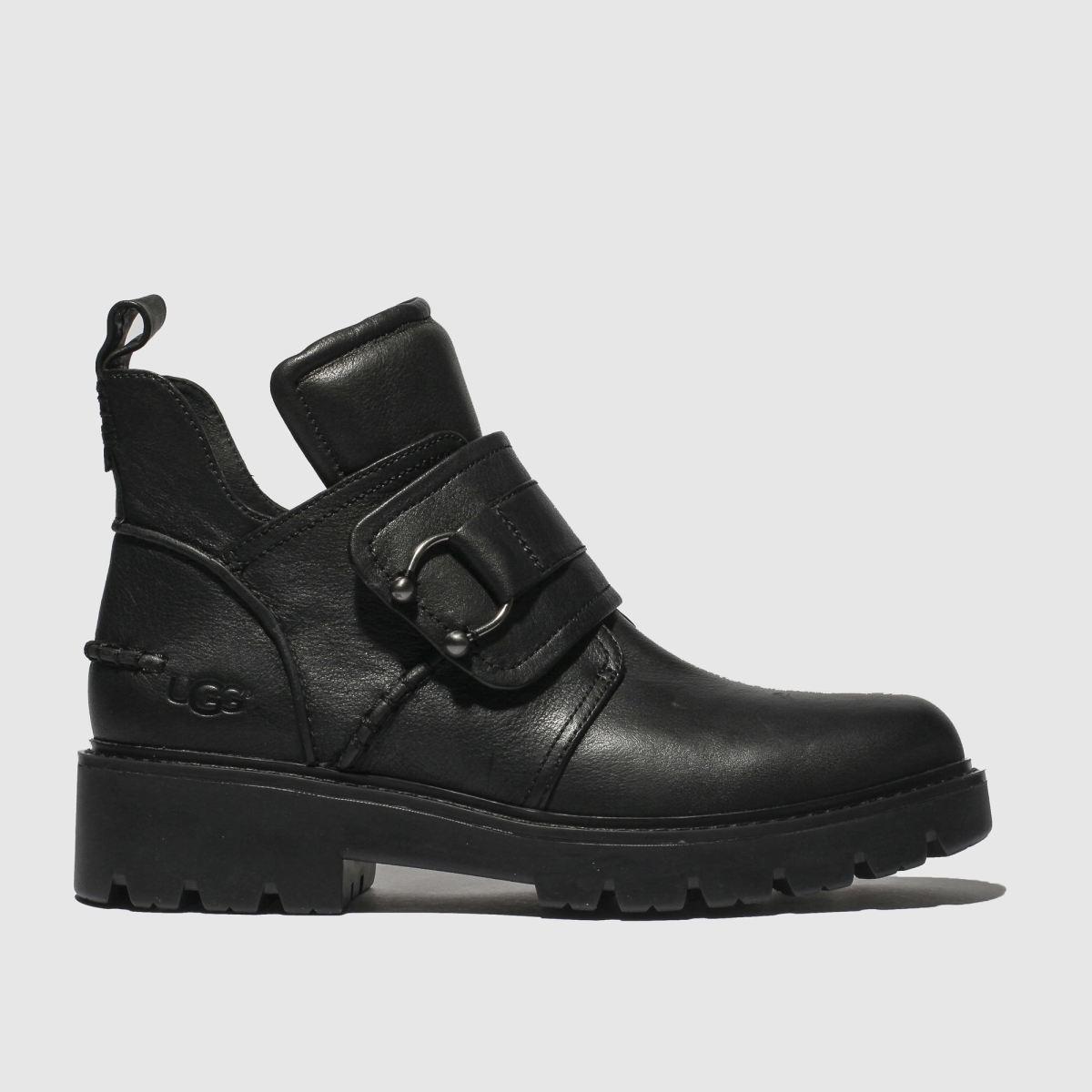 Ugg Black Mitcham Boots