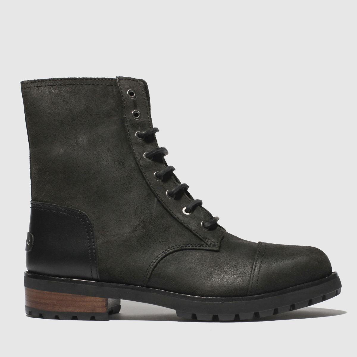 Ugg Black Kilmer Ii Boots