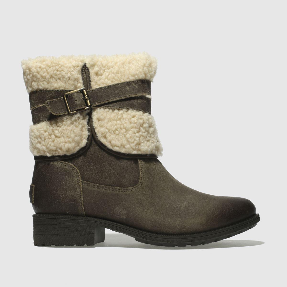 Ugg Grey Blayre Iii Boots