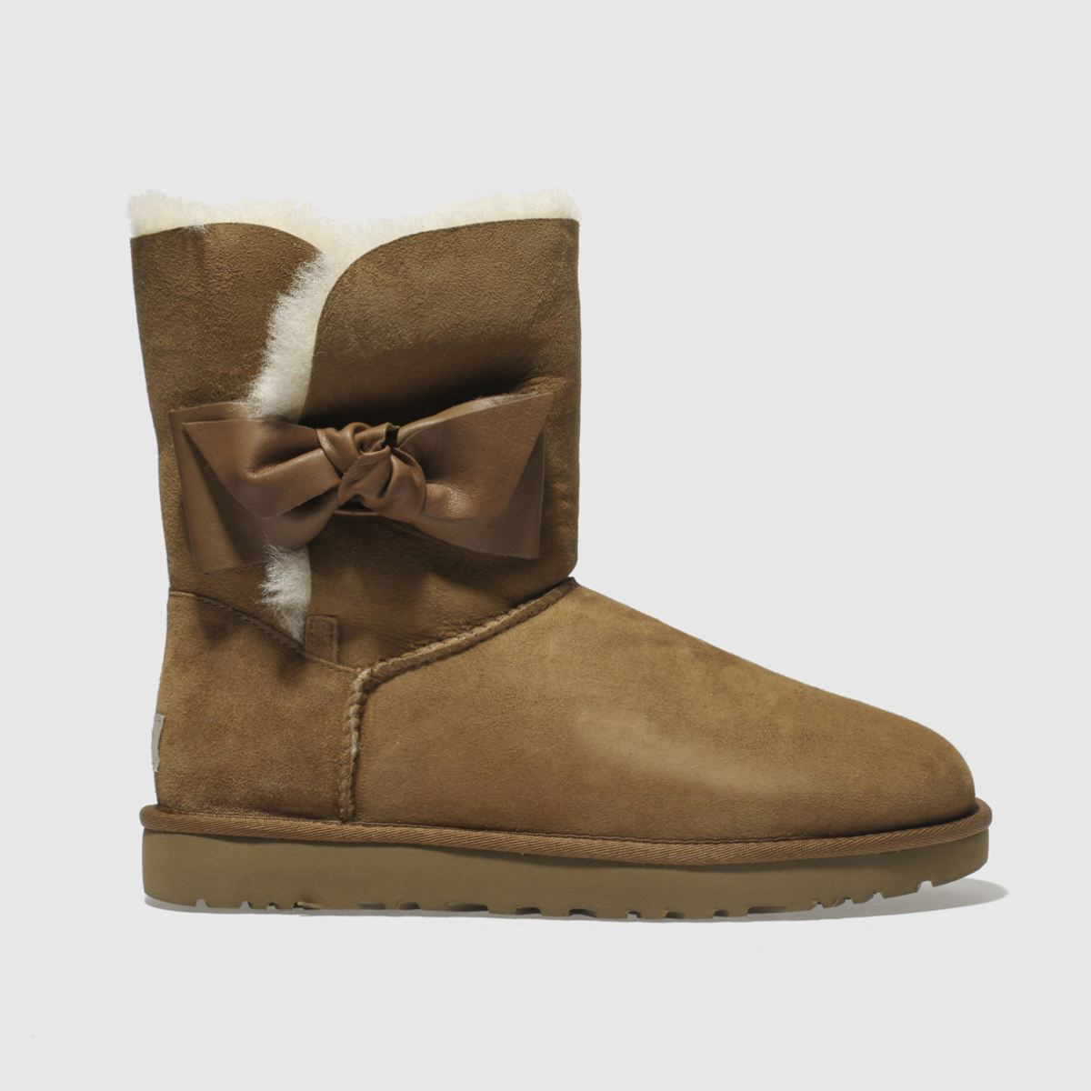 Ugg Tan Daelynn Boots