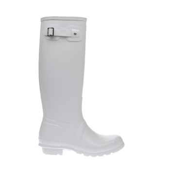 Hunter White Original Tall Boots