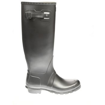 Hunter Silver Original Tall Womens Boots