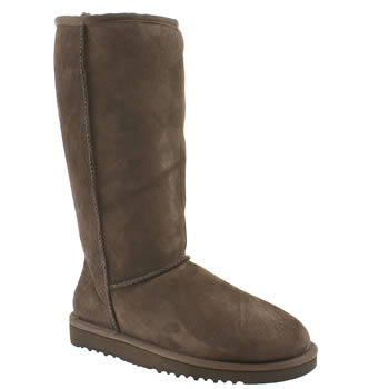 Womens Ugg Australia Brown Classic Tall Boots