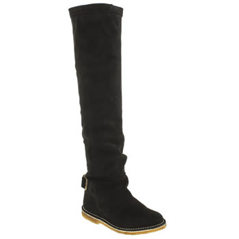 Womens Schuh Black Below Zero Boots