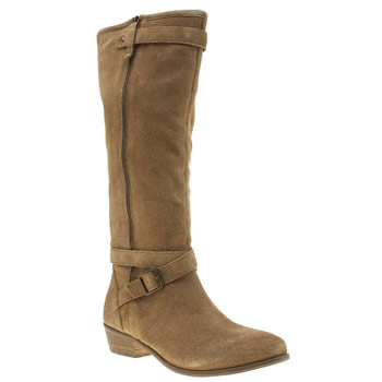 Schuh Tan Astral Womens Boots