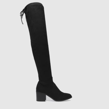 Schuh Black Influence Womens Boots