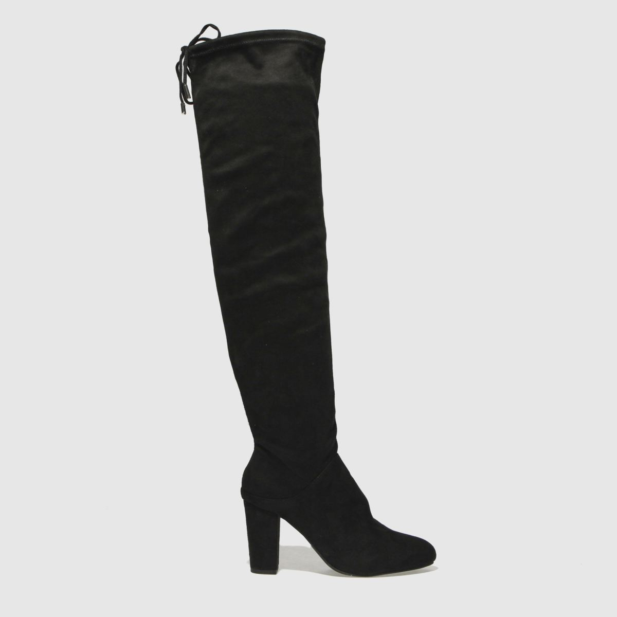 Schuh Black Dolly Boots