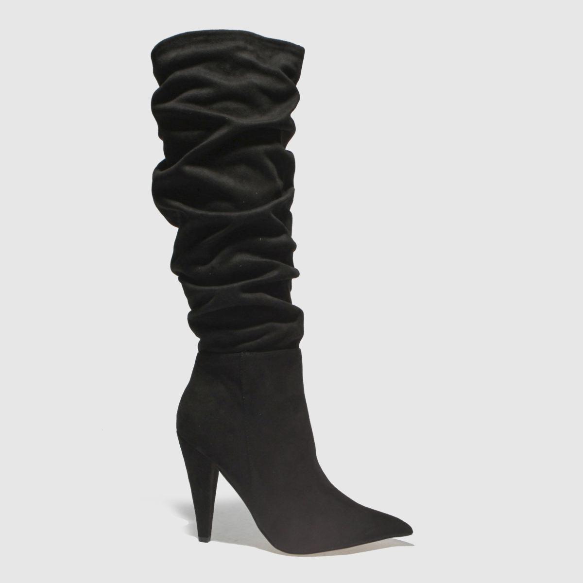 Schuh Black For Real Boots