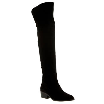 Womens Schuh Black Spark Boots