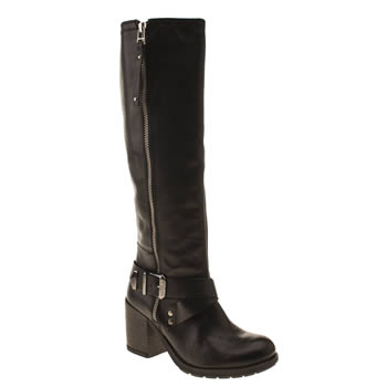 womens schuh black lyrics boots