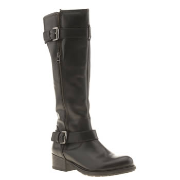 Womens Schuh Black Fast Forward Boots