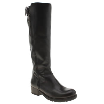 Womens Schuh Black Ride Boots
