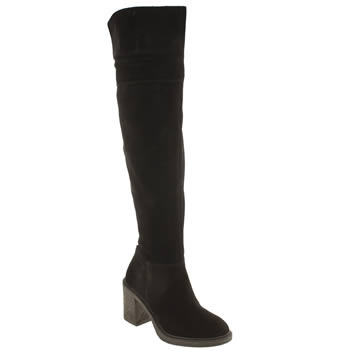 Schuh Black Rush Hour Womens Boots
