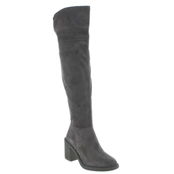 Schuh Grey Rush Hour Boots