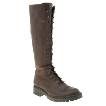 Schuh Brown Royal Womens Boots