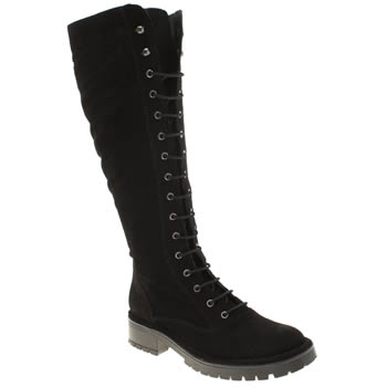 Schuh Black Royal Womens Boots