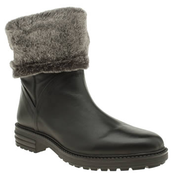 Cheap Womens Black Schuh Trick Boots on sale