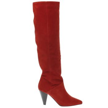 Schuh Red Epic Womens Boots