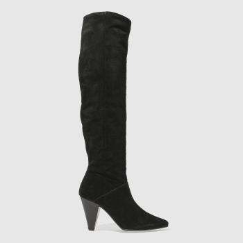 Schuh Black Epic Womens Boots