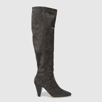 Schuh Grey Epic Womens Boots