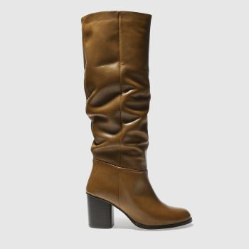 Schuh Tan Resolution Womens Boots