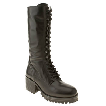 womens schuh black sugar rush boots