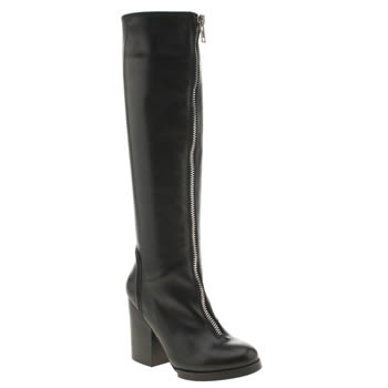 Schuh Black Tycoon Boots
